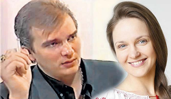 Ксения Кузнецова и Игорь Рус