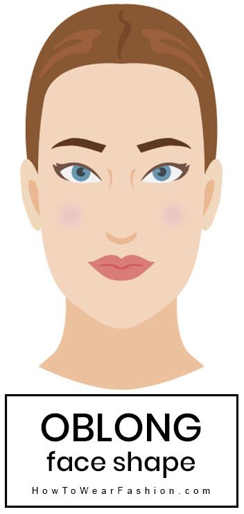 Oblong face celebrities