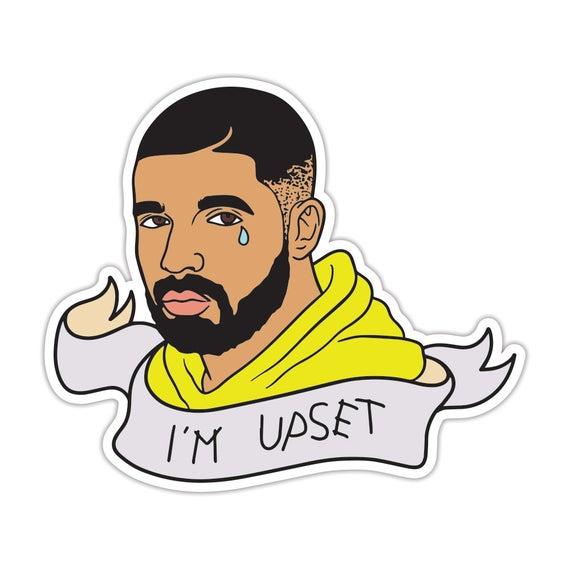 Drake stickers for trucks