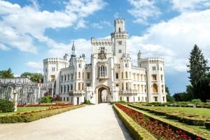 Чешские замки фото
