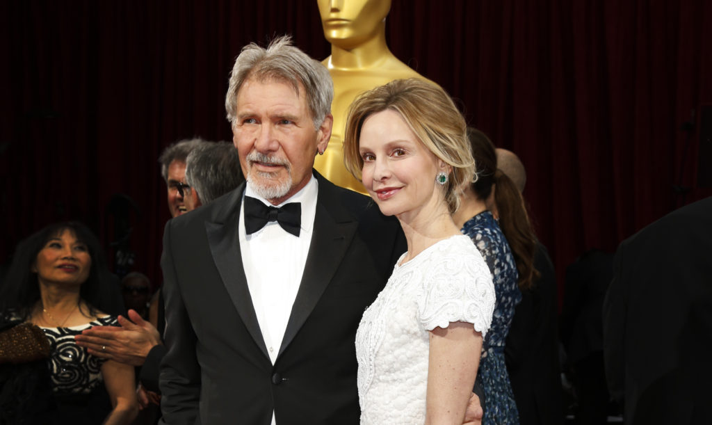 Is harrison ford still married to calista flockhart