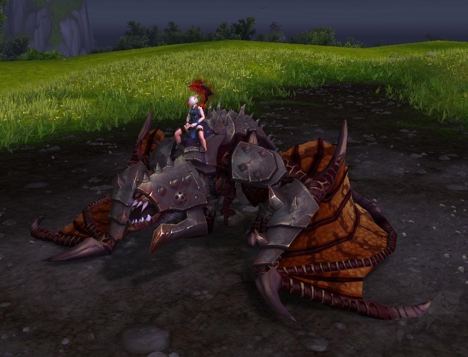 Armored proto drake