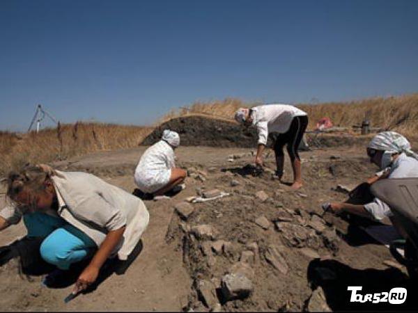 Археологические памятники сибири