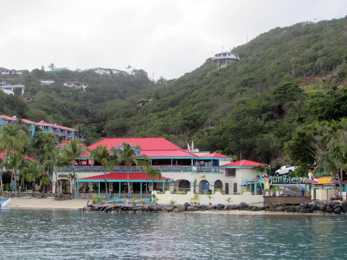 The Leverick Bay resort