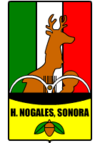 Official seal of Nogales