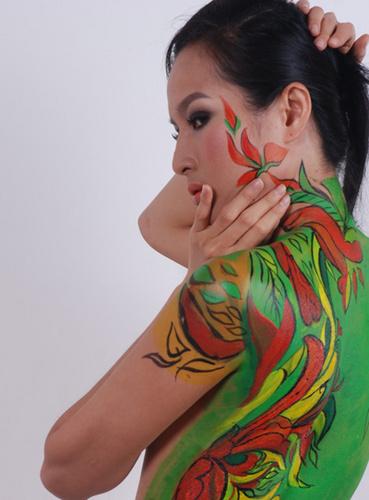Как перевести рисунок на кожу в домашних условиях для тату