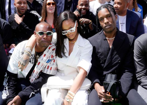 Rihanna jealous