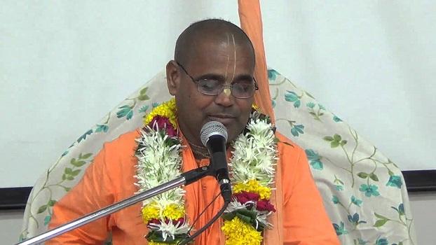 His Holiness Gaur Krishna Das Goswami