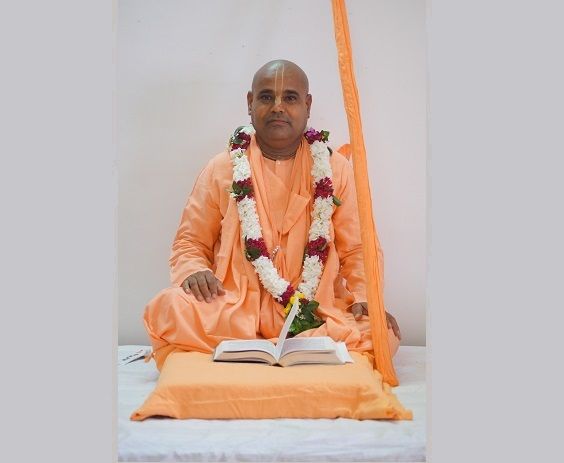 His Holiness Sri Srimad Gaur Krishna Das Goswami