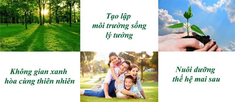 Công viên cây xanh sát bên sông Sài Gòn mang đến một nguồn cảm hứng tươi mới kiến tạo một cuộc sống trong lành, hạnh phúc