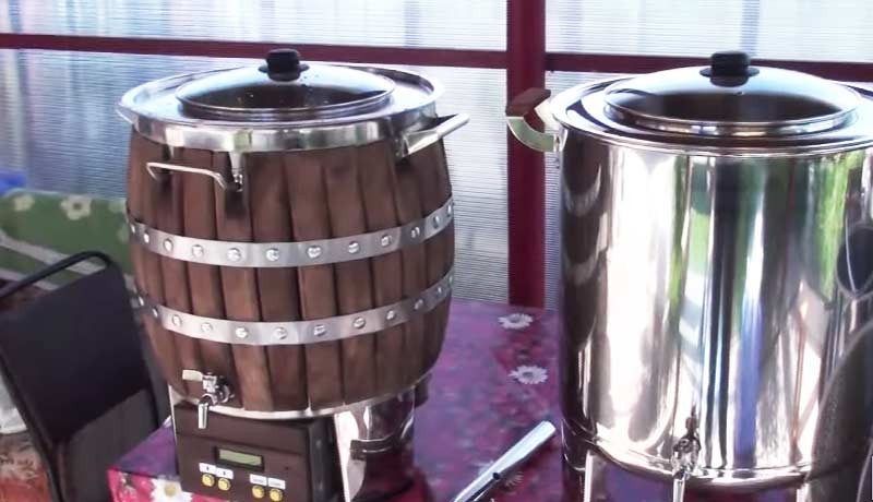 Бизнес мини пивоварня