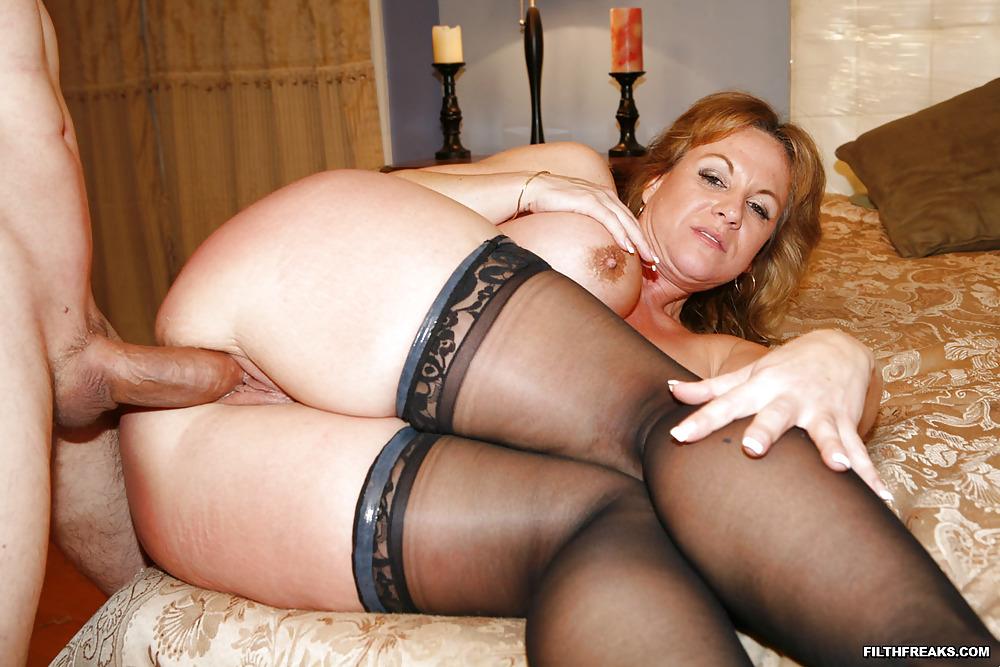 Секс с зрелые женщины