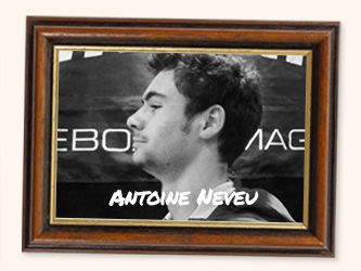 Portarit de Antoine Neveau