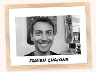 Portarit de Fabien Chaigne