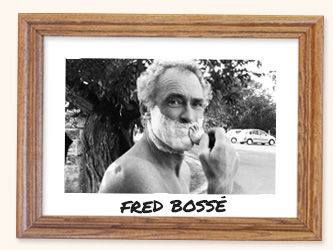 Portarit de Fred Bossé