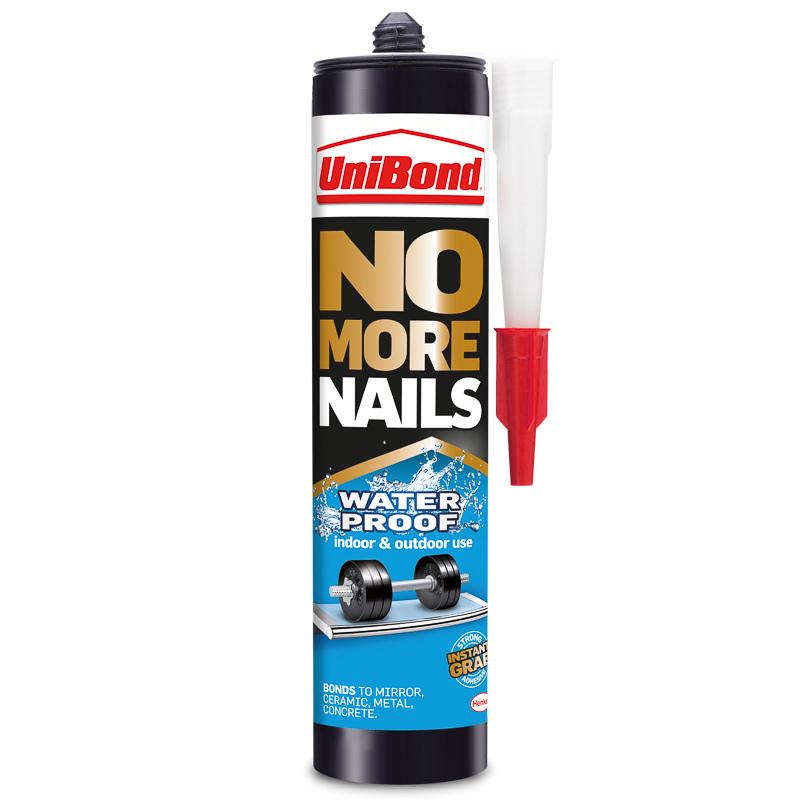 No nails adhesive waterproof