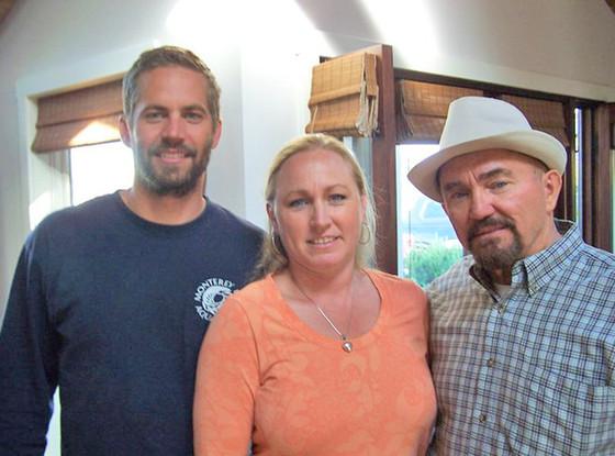 Пол с родителями