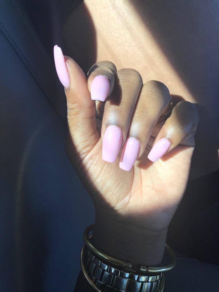 Glaze nails lewisville