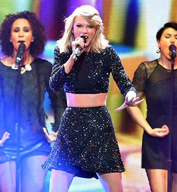 Taylor swift concert philips arena