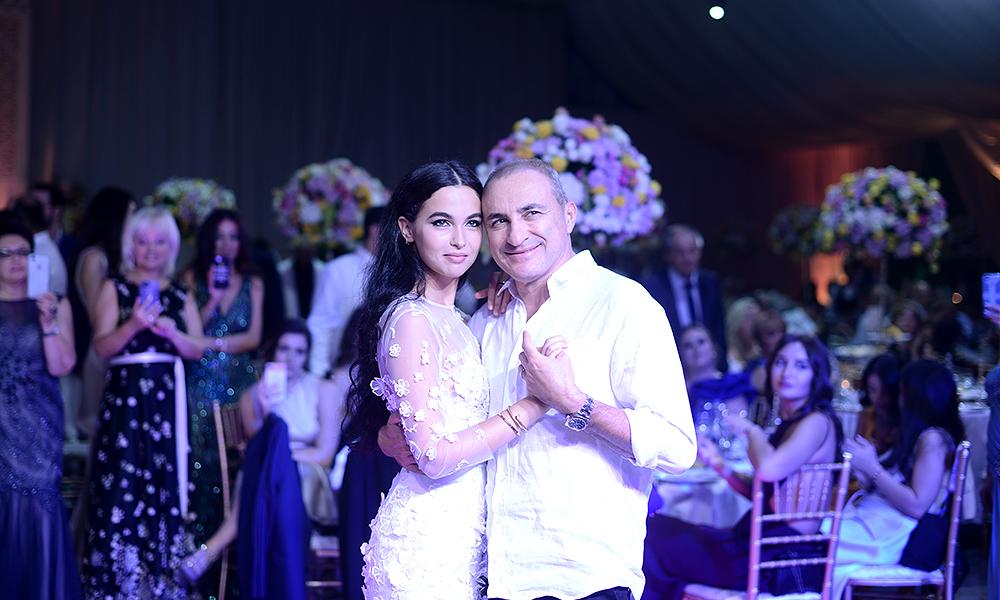 Михаил Турецкий с дочерью Сариной