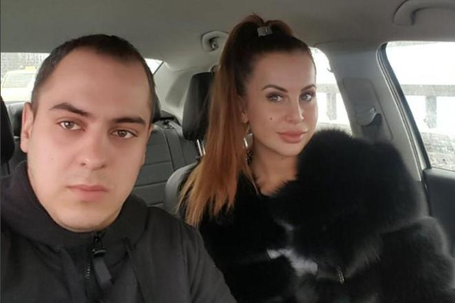 Евгений Гузенко и Ольга Ветер