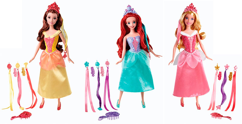 Disney Mattel copy