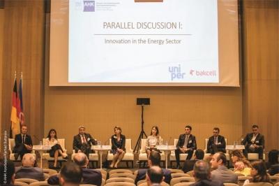 Компания Bakcell поддержала проведение Азербайджано-германского бизнес-форума по энергетике и ИКТ