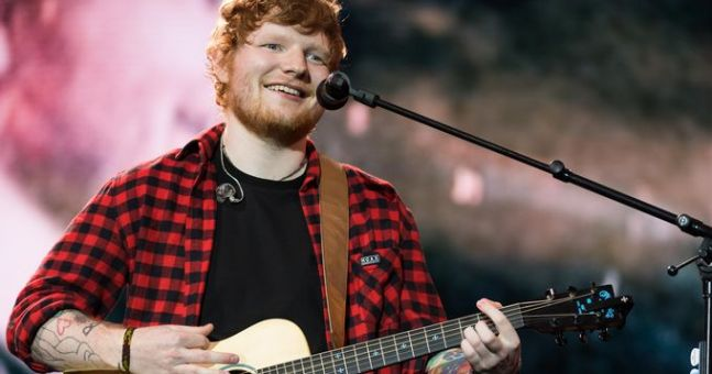 Ed sheeran irish concert dates