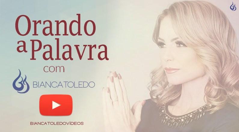 Você é o tesouro de Deus - Bianca Toledo