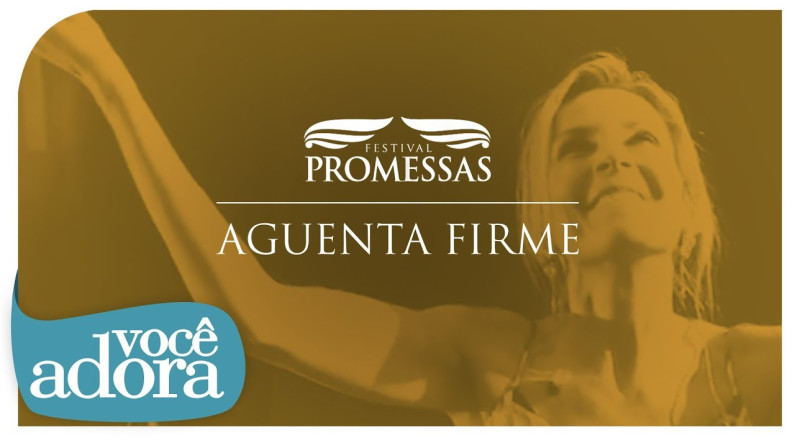 Ludmila Ferber - Aguenta Firme (DVD Festival Promessas)