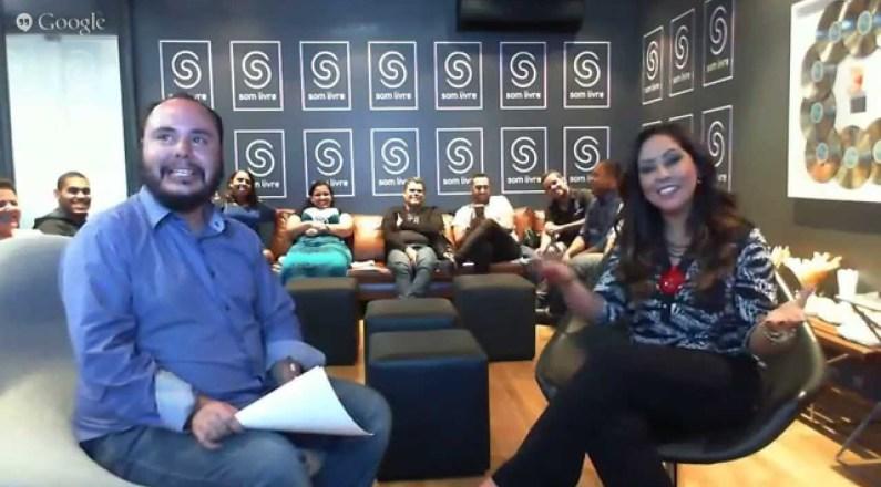 """Entrevista com Rose Nascimento -  novo álbum """"Tente um Pouco Mais"""""""