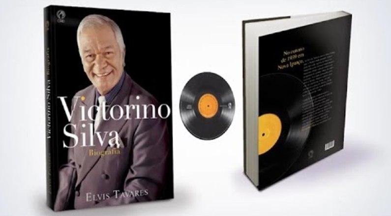 Biografia de Victorino Silva - Livro CPAD