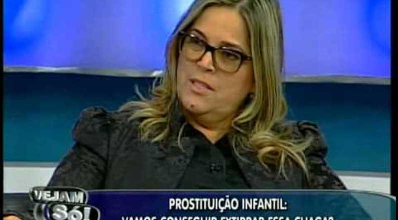 Dra. Marisa Lobo - Prostituição infantil - Vejam Só!
