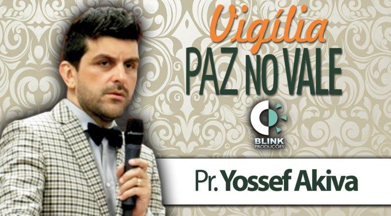 Pr. Yossef Akiva na Vígilia Paz No Vale - Pregação Gospel
