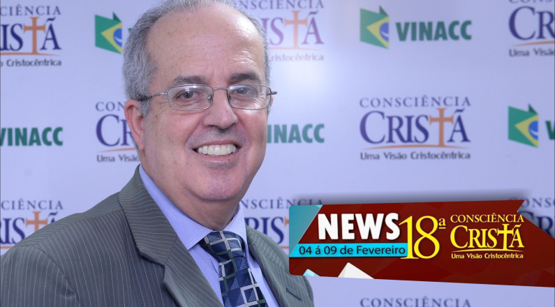 Entrevista com Geremias Couto - Consciência Cristã 2016