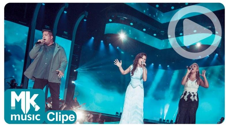 Rendido Estou - Aline Barros (Clipe Oficial MK Music em HD)