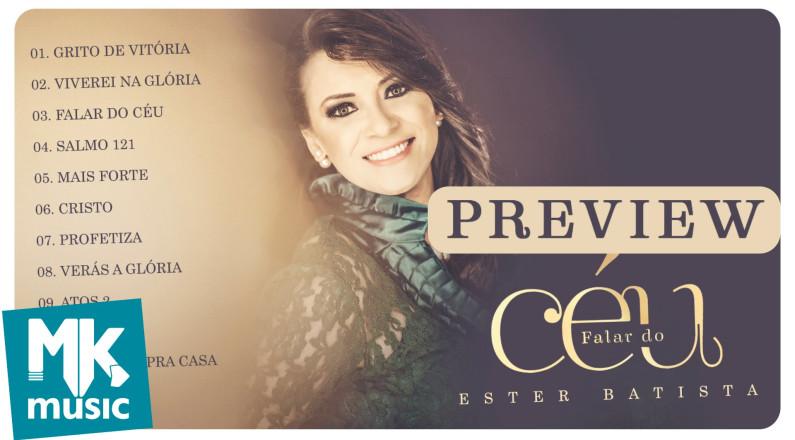 Ester Batista - (Preview) CD Falar do Céu