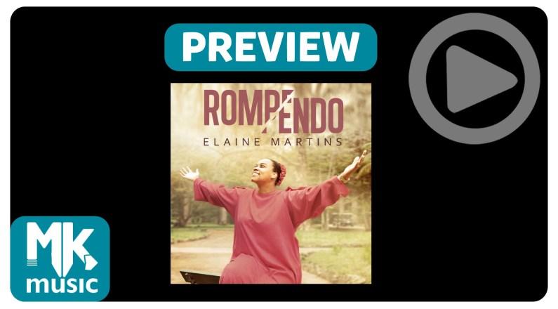 Elaine Martins - CD Rompendo (Janeiro 2016)