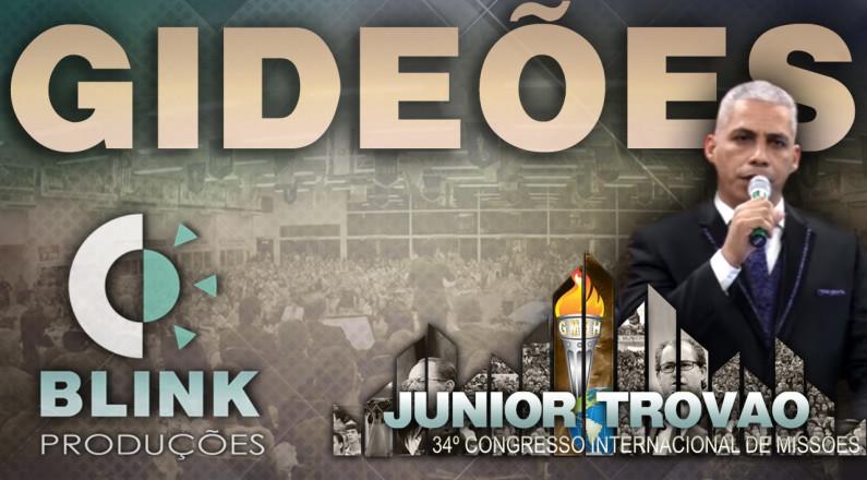 Pregação Pr. Junior Trovão 2016 (Gideões Camboriú)