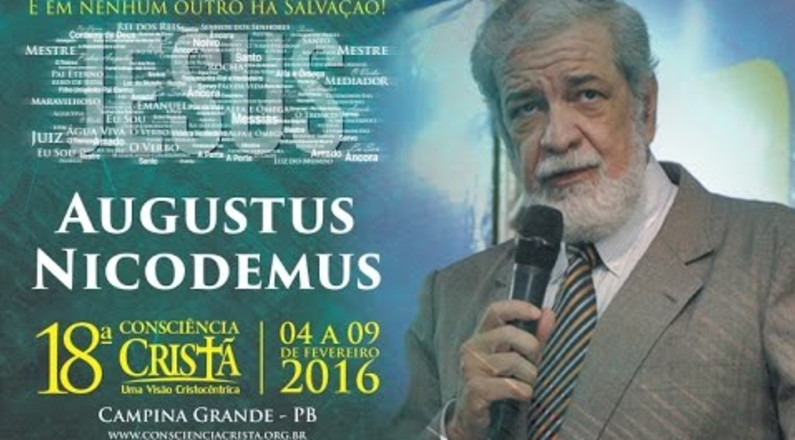 O Juízo de Deus sobre a Visão Humanista de Mundo - Augustus Nicodemus