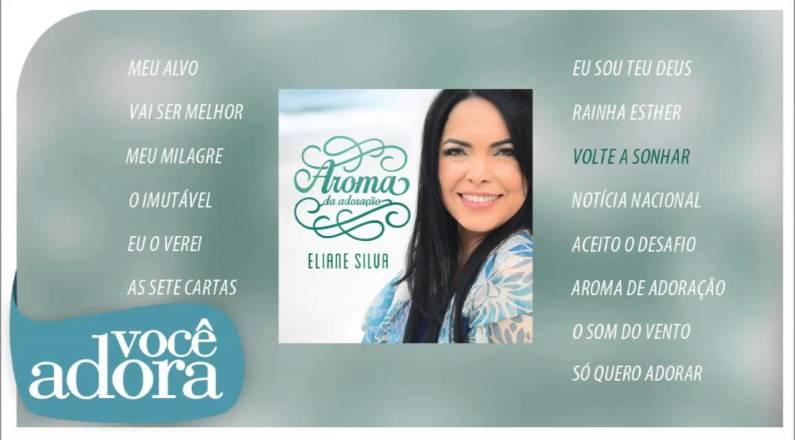 Aroma da Adoração - Eliane Silva (Preview Novo Cd)