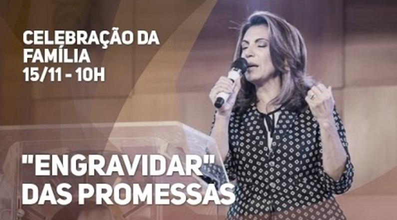 Bispa Sonia Hernandes - Engravidando das Promessas