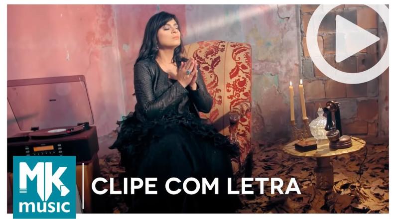 Lavar Teus Pés - Fernanda Brum - CLIPE COM LETRA