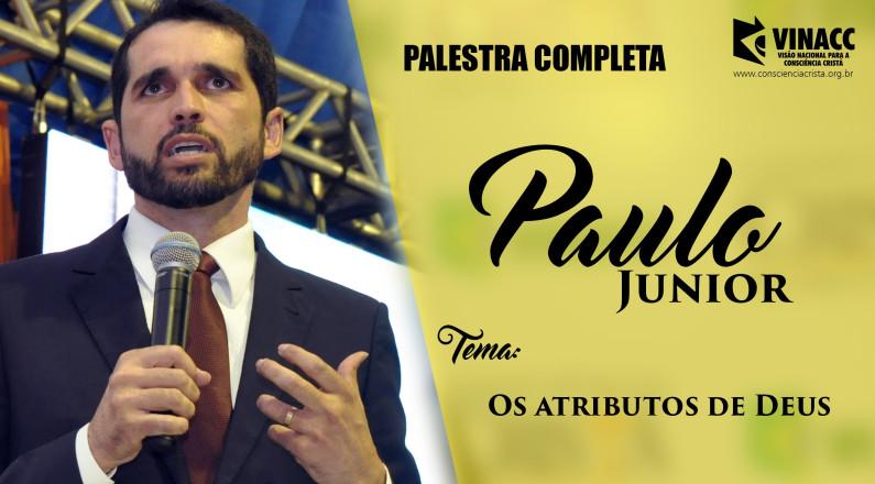 Paulo Junior - Os atributos de Deus