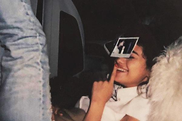 Селена Гомес необычно и очень трогательно поздравила Джастина Бибера с днем рождения