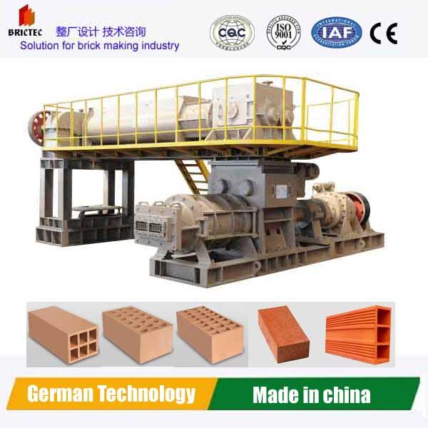 Купить мини завод по производству кирпича