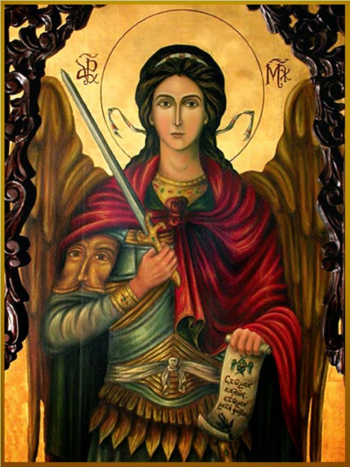 Poderosa oracion a san miguel arcangel