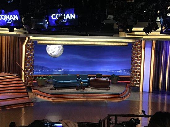 Conan o'brien show address