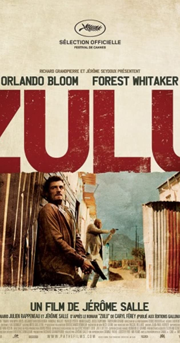 Zulu forest whitaker