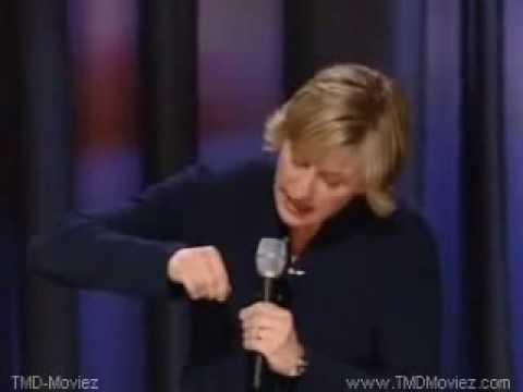 Ellen degeneres toilet paper claw